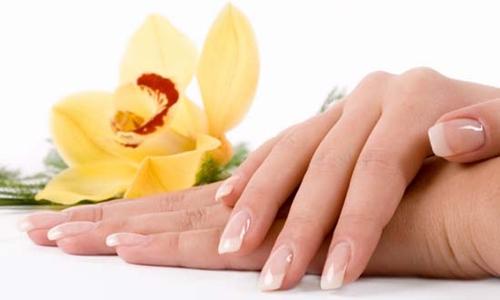 Ухаживайте за кожей рук