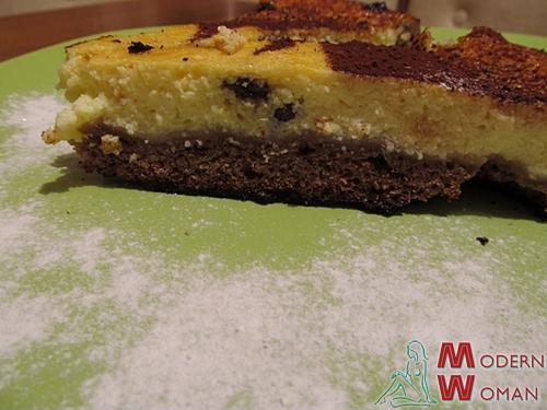 Кулинарный мастер-класс: творожный тарт Новогодний