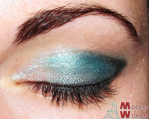 мастер-класс: новогодний макияж Металлик (фото)