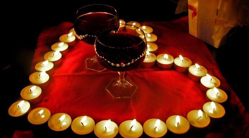 Как устроить романтический вечер для любимого