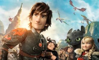 «Как приручить дракона 2» - самый лучший мультфильм года