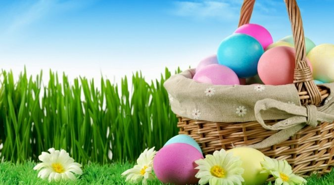 Почему принято красить пасхальные яйца