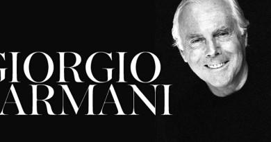 История бренда:  Giorgio Armani