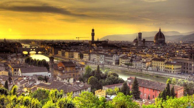 Отдых в Италии Римини, Пиза, Флоренция