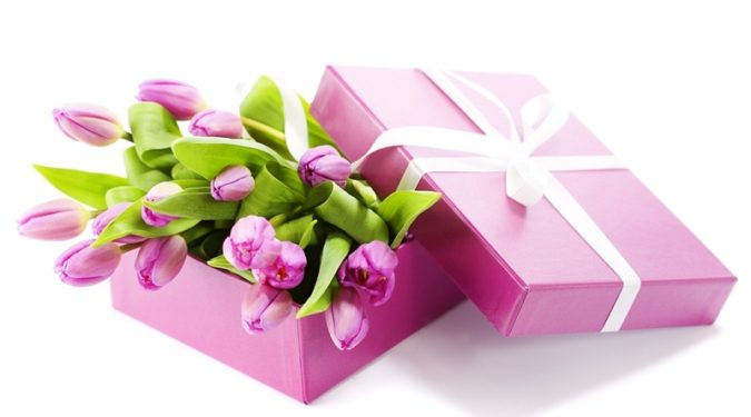 Как выбрать подарок на 8 марта?