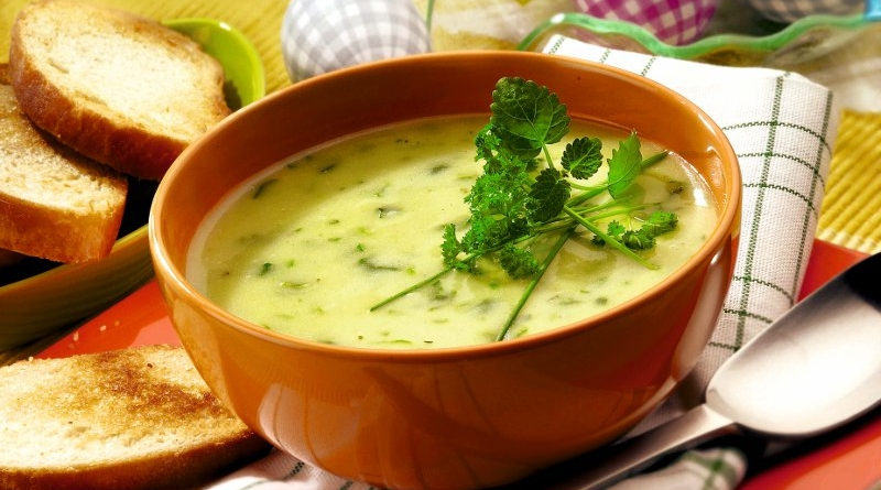 диетические супы пюре с овощами рецепты