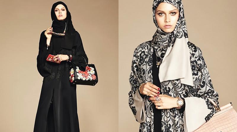 Хиджабы от Dolce& Gabbana