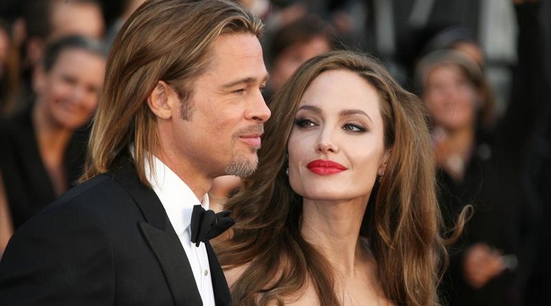 Анджелина Джоли уехала с детьми в Малибу