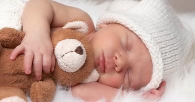 Плач младенца и его сон
