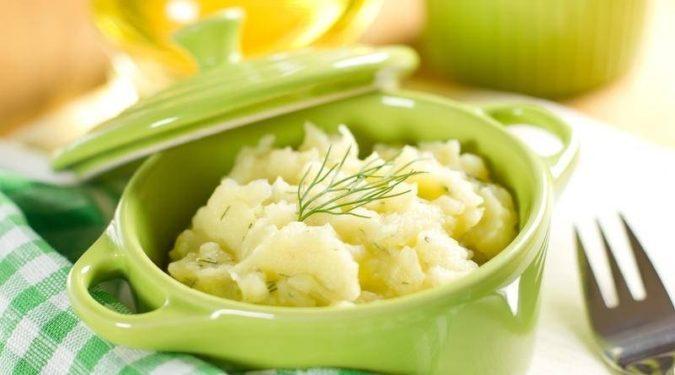 Готовим вкусное картофельное пюре