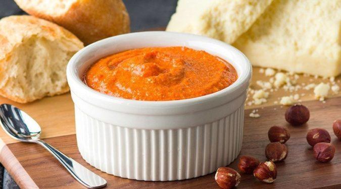 ромеско - испанский соус из острого перца