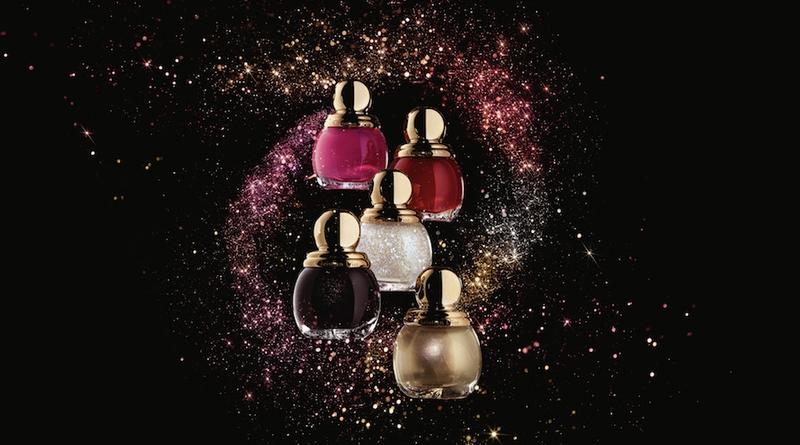 Рождественская коллекция макияжа от Dior