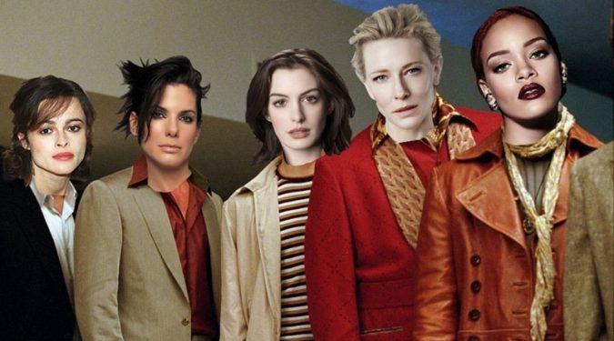 «Восемь подруг Оушена» выйдет в прокат в 2018 году