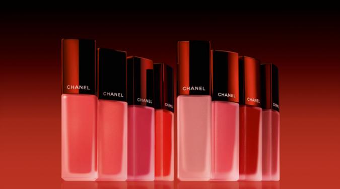 Матовые помады Rouge Allure Ink от Chanel
