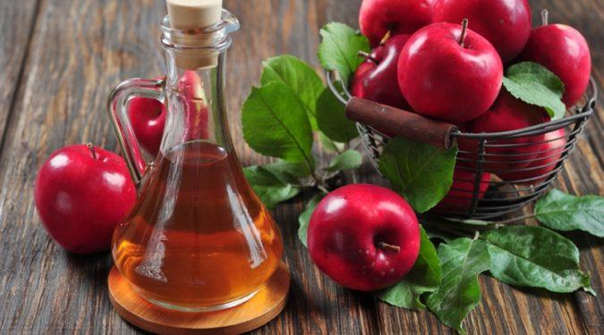 Яблочный уксус – профилактика сердечного приступа