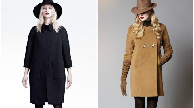 Осенние пальто 2016
