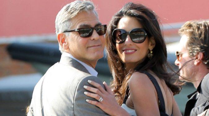 Джордж Клуни и Амаль разводятся