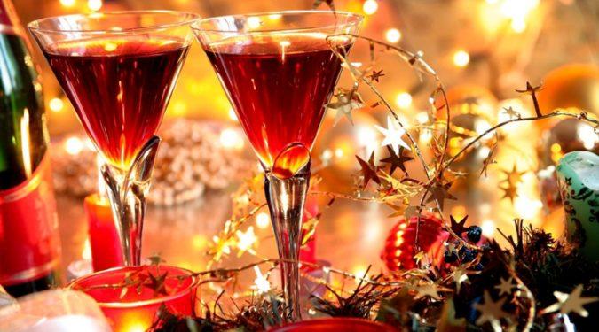 Новогоднее застолье: как его переварить