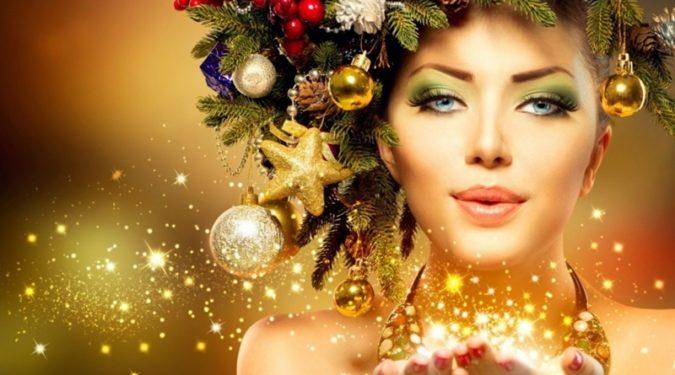 Новогодняя магия исполнения желаний