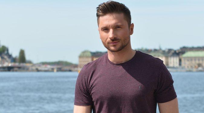Сергей Лазарев имеет наследника