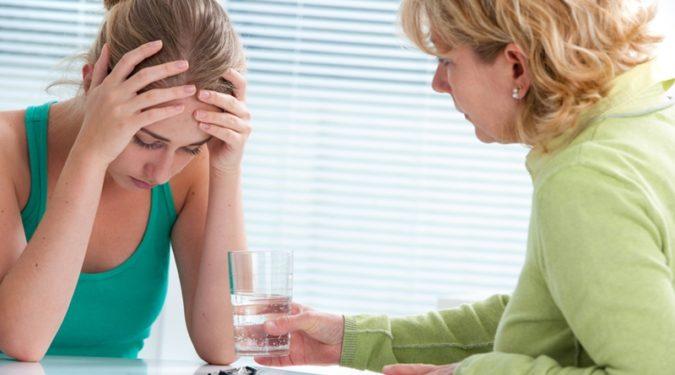 Когда возникает депрессия у женщин