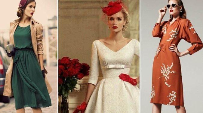 Стиль ретро в одежде: возвращение в прошлое