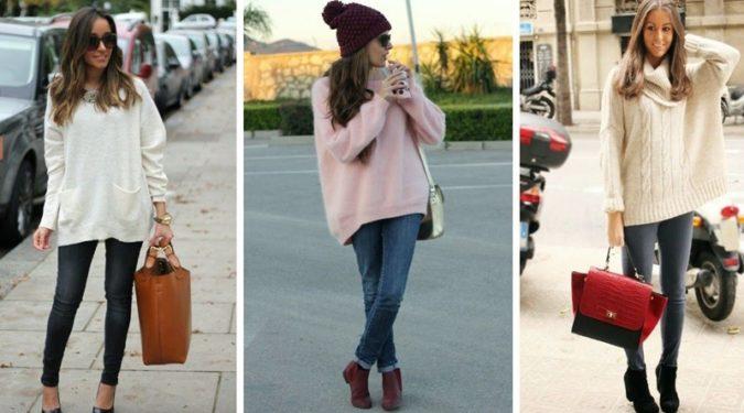 Оверсайз – модный комфорт