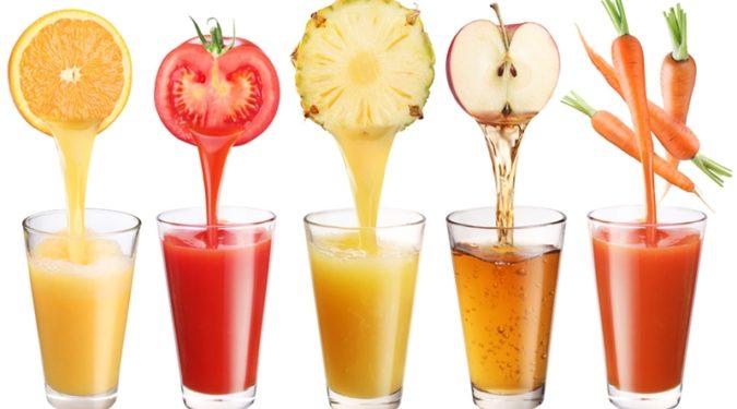 Сокотерапия – лечение соками
