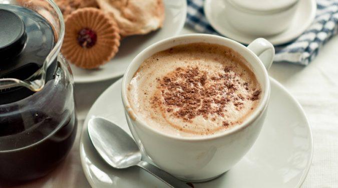 Как приготовить капучино без кофемашины