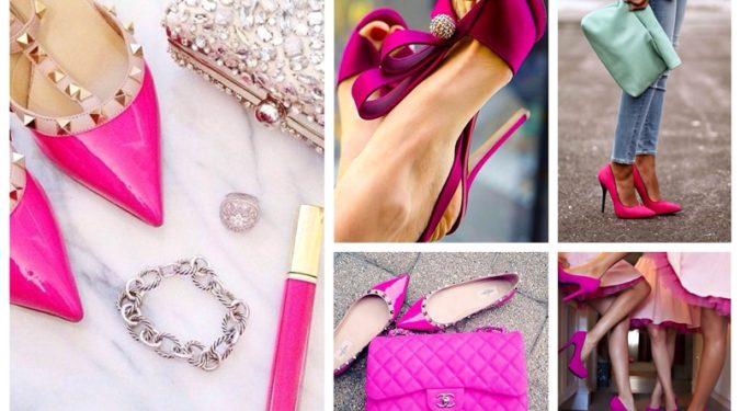Цвет сезона 2017: необычный розовый