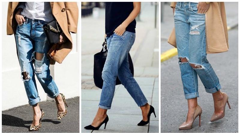 какие модные джинсы в этом сезоне