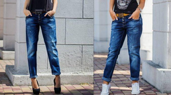 Какие джинсы модные в этом сезоне