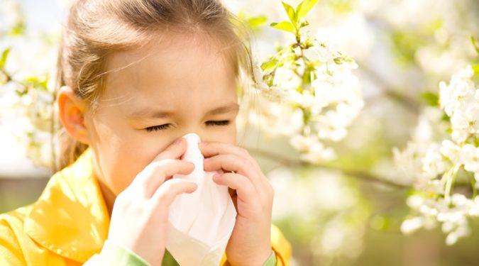 Весенний поллиноз - сезонная аллергия