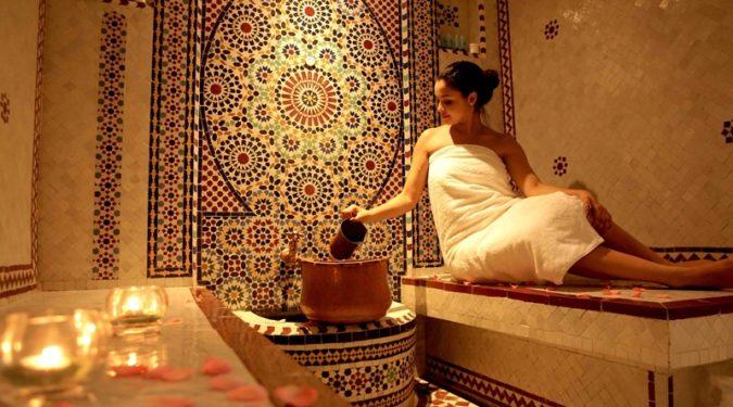 Как снять стресс в бане