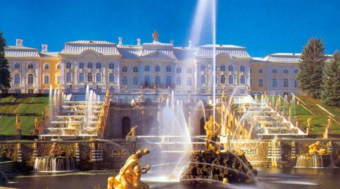 Пригороды Санкт - Петербурга