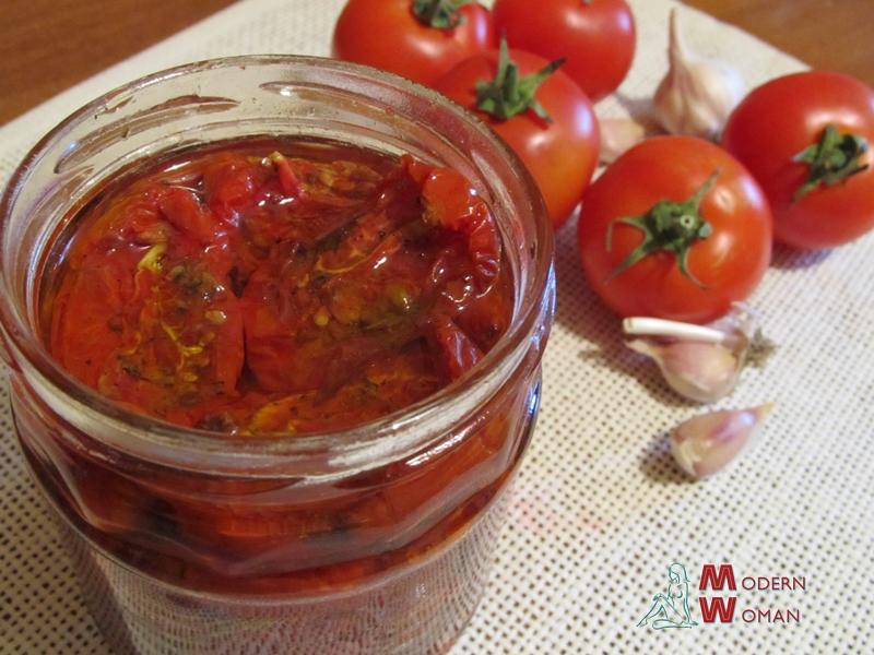 как приготовить вяленые помидоры