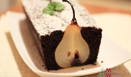Как приготовить шоколадный кекс