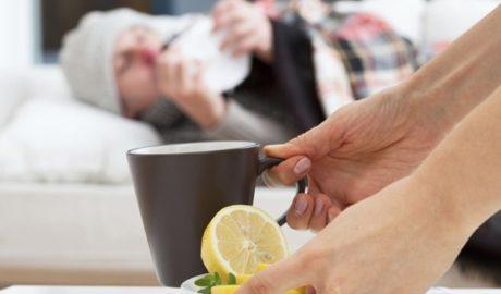 Как вылечить грипп и ОРВИ