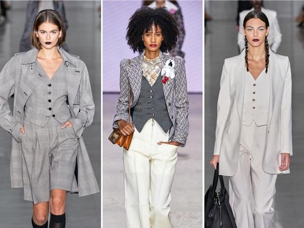Женский гардероб весна - лето 2020