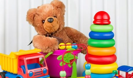 Игрушки для малышей до 1 года