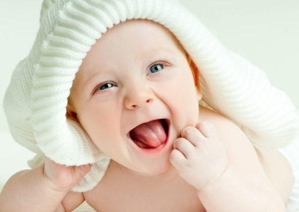 Молочница у грудного ребенка